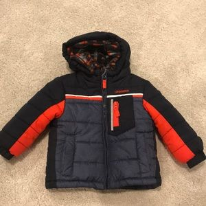 London Fog warm winter jacket, 18 mo
